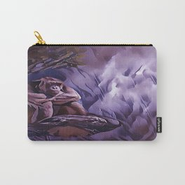 Gorillas Rainy Day Blues Carry-All Pouch