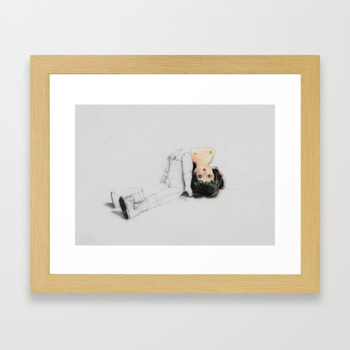 Rachael Rendon Framed Art Print