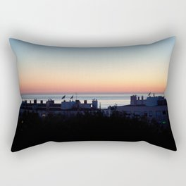 Twilight zone Rectangular Pillow