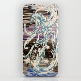 Darkwater Mermaid iPhone Skin