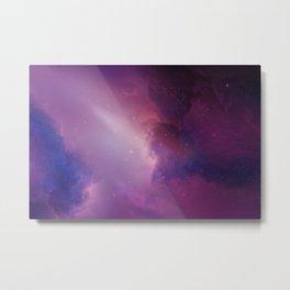 Spacey Metal Print
