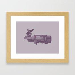 BFG 9000 Framed Art Print