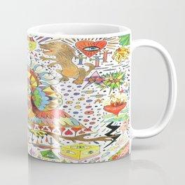 fantasy abstract doodle Coffee Mug