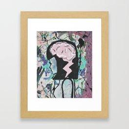 Creative Brainstorm Framed Art Print