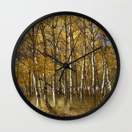 CONVICT LAKE Wall Clock