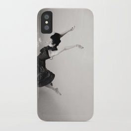 A Girl (Underwater) iPhone Case