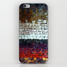 Mosaic #1 iPhone & iPod Skin