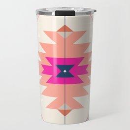 Kilim Inspired Travel Mug