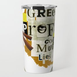 Mankind Motivation 15 Travel Mug