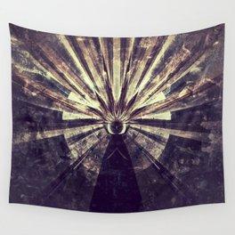Geometric Art - SUN Wall Tapestry