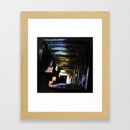 Handle Your Bismuth Framed Art Print