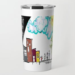 Flint Youth Center Travel Mug