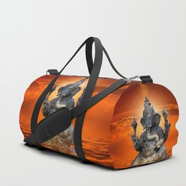 Elephant God Ganesha Duffle Bag