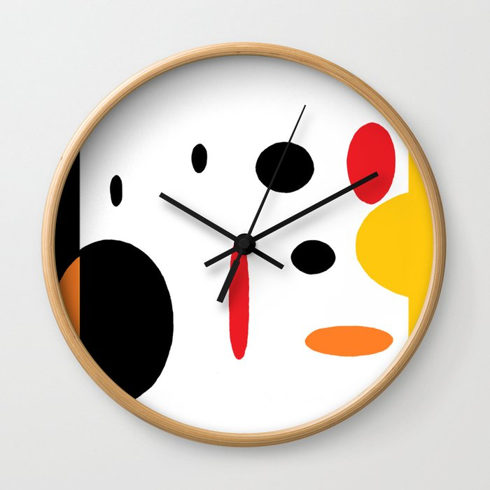 Passing Wall Clock