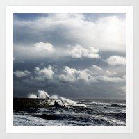 Stormy Cobb Art Print
