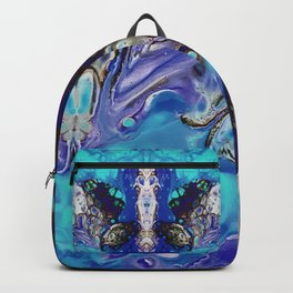 The Queen B Backpack