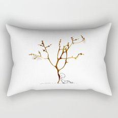 Grape tree Rectangular Pillow