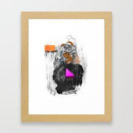 Norma I Framed Art Print
