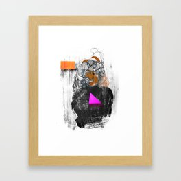 Norma I Framed Art Print