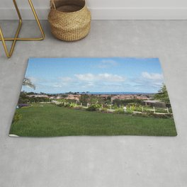 Pictures USA Laguna Niguel Nature Sky Lawn Cities  Rug