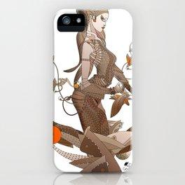Drobita iPhone Case