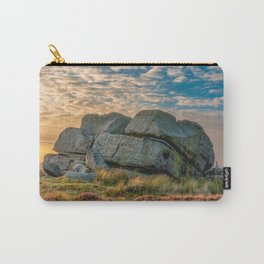 Sunset by Hitching Stone Carry-All Pouch