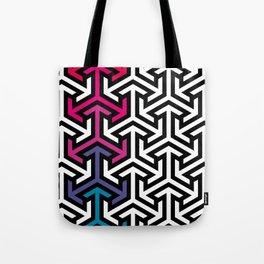 arrow_six Tote Bag