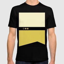 Data - Minimalist Star Trek TNG The Next Generation - Enterprise 1701 D - startrek - Trektangles T-shirt