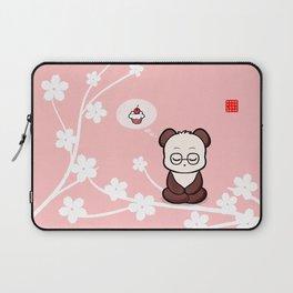 Panda's Attachment Laptop Sleeve