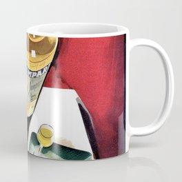 Vintage Campari Italian Cordial Advertisement Wall Art Coffee Mug