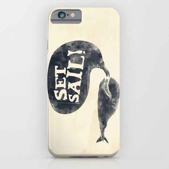 Set Sail! iPhone & iPod Case
