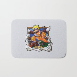 Naruto Uzumaki Great Bath Mat