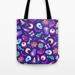 Horroriffic! Tote Bag