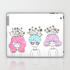 Grow Good Thoughts Laptop & iPad Skin