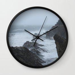 Shore Acres near Coos Bay, Oregon Wall Clock
