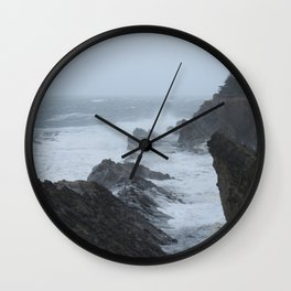 Shore Acres near Coos Bay, Oregon Wall Clock