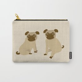 Pug lover presents Carry-All Pouch
