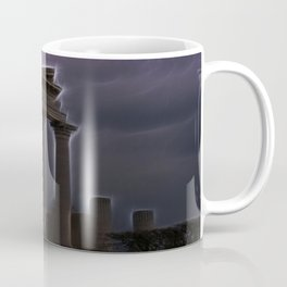 Medusa's Lightning Coffee Mug