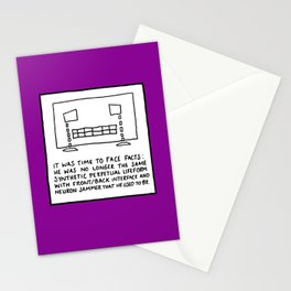 NEURON JAMMER Stationery Cards