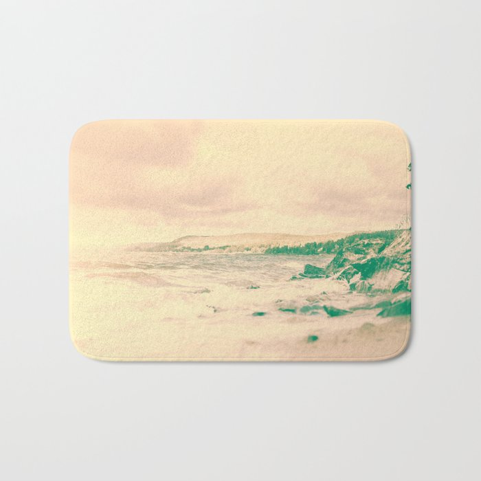 Fade to .. summer Bath Mat