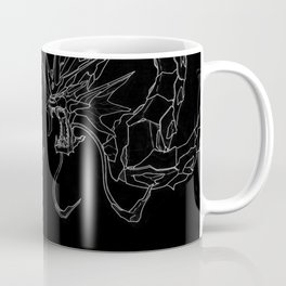 BLACK Gyarados Mech version Coffee Mug