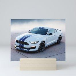 Muscle Car Mini Art Print