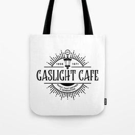 The Marvelous Mrs Maisel - GASLIGHT CAFE Tote Bag