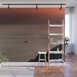 Sunset   Nature and Landscape Photography Wall Mural