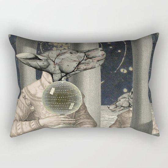PECULIAR PERSPECTIVE Rectangular Pillow