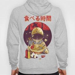 Astronaut Eating Time, Ramen Hoody