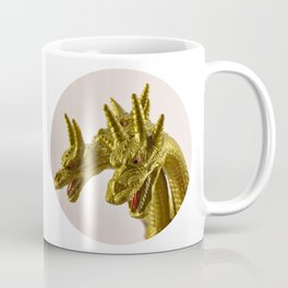 King Ghidorah Coffee Mug