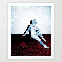 Berner L'assassin Art Print