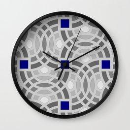 Op Art 118 Wall Clock