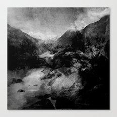 Broken Ground Canvas Print